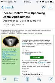 gardens dental