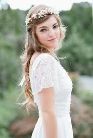 Svatební účesy 3díl Rozpuštěno Magazín Wedme