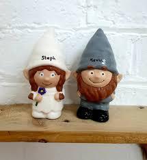 custom garden gnomes personalised gnome