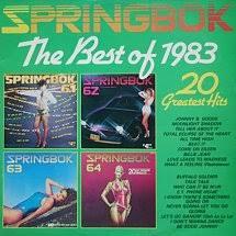 Vinyl Album No Artist Listed Best Of Springbok Hit
