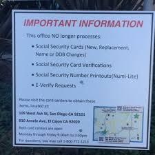 san go social security card center