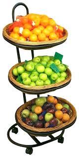 tiered fruit basket stand tiered fruit basket stand kitchen red hanging 2 tier 2 tier countertop