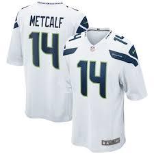 Dk Metcalf Jerseys Dk Metcalf Shirts Clothing Fanatics International