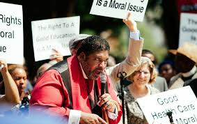 The Rev. William Barber Is Bringing MLK