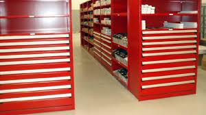 automotive parts shelving