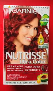 Garnier Fiery Red Hair Dye Yes