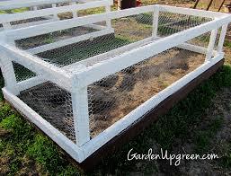 how to make a raised garden bed cheap.  Cheap Covered Raised Beds In How To Make A Garden Bed Cheap B