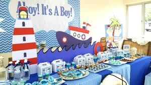 Interior Design Top Lighthouse Themed Party Decorations Small Nautical Theme Party Decorating Ideas