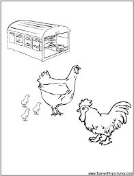 Small Picture Little Red Hen Coloring Page Coloring Home