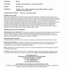 Examples Of Resumes Lpn Resume Sample Elegant Lpn Resume Examples Examples Of Resumes 42