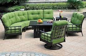 hanamint deep seating patio furniture