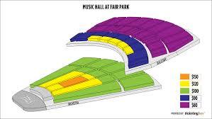 Dallas Music Hall At Fair Park Music Hall At Fair Park