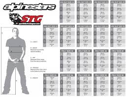 Alpinestars Leather Suit Size Chart Alpinestars Carver 2 Piece 58 Size Leather Suit Riding