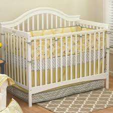 bedding sets by the peanut shell stella 5 piece baby crib bedding set with