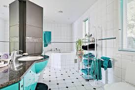 Blue And Black Bathroom Decor • Bathroom Decor