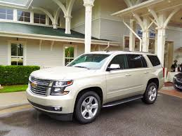Review: 2015 Chevy Tahoe - A Gem of a Family SUV - Christian ...