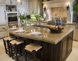 kitchen island ideas with sink.  Ideas Eat In Kitchen Island With Tan Granite Counters To Kitchen Island Ideas With Sink C