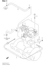 Gambar 2 diagram throttle body