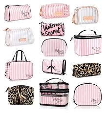 victoria s secret cosmetic bags by stephanie rozek paris liked on polyvore