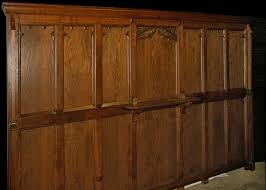 antique wood paneling for walls image and candle