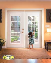 Plastpro French Doors French Door Fiberglass Front Doors - Exterior door glass insert replacement