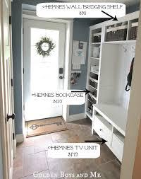 Hemnes Coat Rack Fashionable Design Behind The Door Coat Rack 100 IKEA Hacks For Your 73