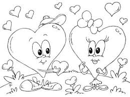 Small Picture The 7 best images about Free Valentines Day Coloring Pages on