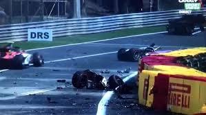 Die fahrer waren um die ersten kurven. Motorsport Welt Nach Huberts Tod Unter Schock Weitere Sportnews Bz