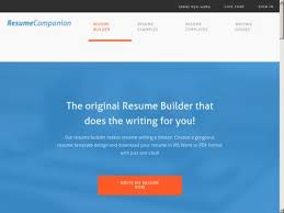 Resume Companion Reviews And Reputation Check