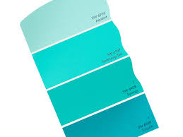Bright paint shades can appear more intense when covering a room's walls.  To keep the color from feeling overwhelming, pick a shade lighter than your  first ...