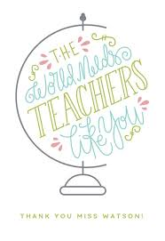 Here are some teacher appreciation thank you cards and gift tags that you can download, customize, and print for free. Thank You Cards For Teachers Free Greetings Island