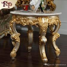 antique baroque living room furniture french classic coffee table with marble top italian roundcoffee table french coffee table classical furniture
