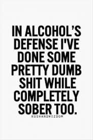 Funny Alcohol Quotes Inspiration Funny Drinking Quotes 48 'cause It's Funny Pinterest Funny