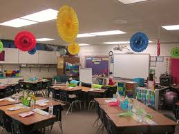 classroom setup three hours and done
