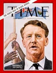 TIME Magazine Cover: Ian Smith - Nov. 5, 1965 | Ian smith, Africa, Magazine  cover