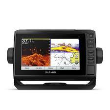 Echomap Plus G3 74cv Fishfinder Chartplotter Combo With Gt23 Transducer And Us Coastal G3 Charts