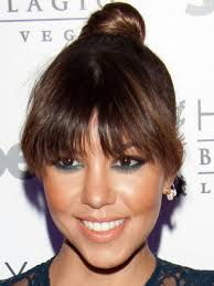 Heart Shaped Hair Style the best and worst bangs for heartshaped faces beautyeditor 6753 by wearticles.com