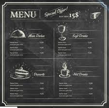 Word Restaurant Menu Templates Top 30 Free Restaurant Menu Psd Templates In 2018 Colorlib