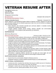 Download Veteran Resume Builder Haadyaooverbayresortcom Antigone