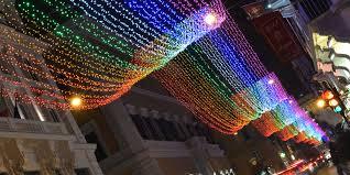 Christmas Lights Romes Gay Christmas Lights Spark Anger Huffpost