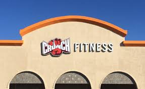 crunch fitness outdoor sign business signs gym sign sign channel letters