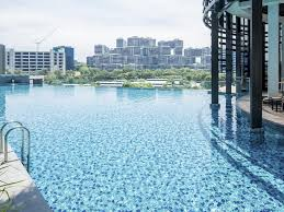 infinity pool singapore hotel. Park Hotel Alexandra Infinity Pool Singapore I