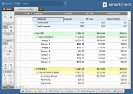 track your spending all the best business budget templates smartsheet