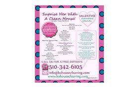 domestic cleaning business plan mother s house interior residential flyer exles sa