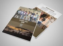 African Mission Trip Flyer Template | Mycreativeshop
