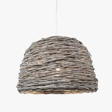 crazy weave small basket pendant shiloh table lamp