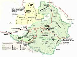 big bend national park map  yahoo search results  travel