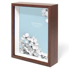 Picture Frame Box Buy Swing Design Chroma Shadow Box Frame 8 By 10 Inch