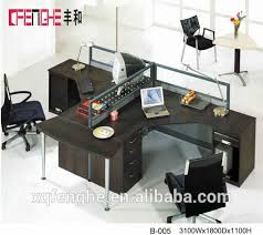 2 person office furniture. Wood Furniture Shaped Person Office Desk Buy DeskClassic Seat Product On Alibabacom For