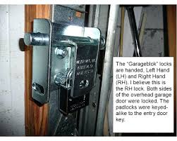 electric garage door lock. Garage Door Key Lock Overhead Security Blog Electric  . O